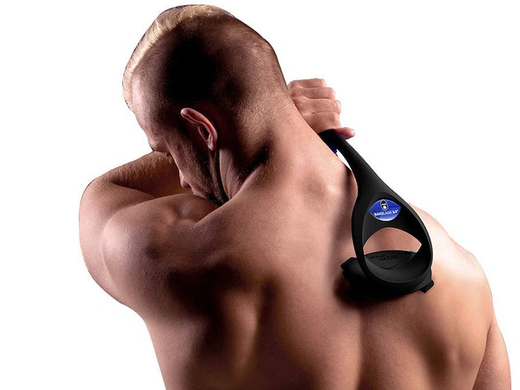 This handy tool for hairy backs