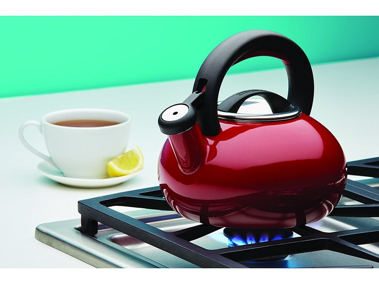 A colorful kettle for the perfect cuppa