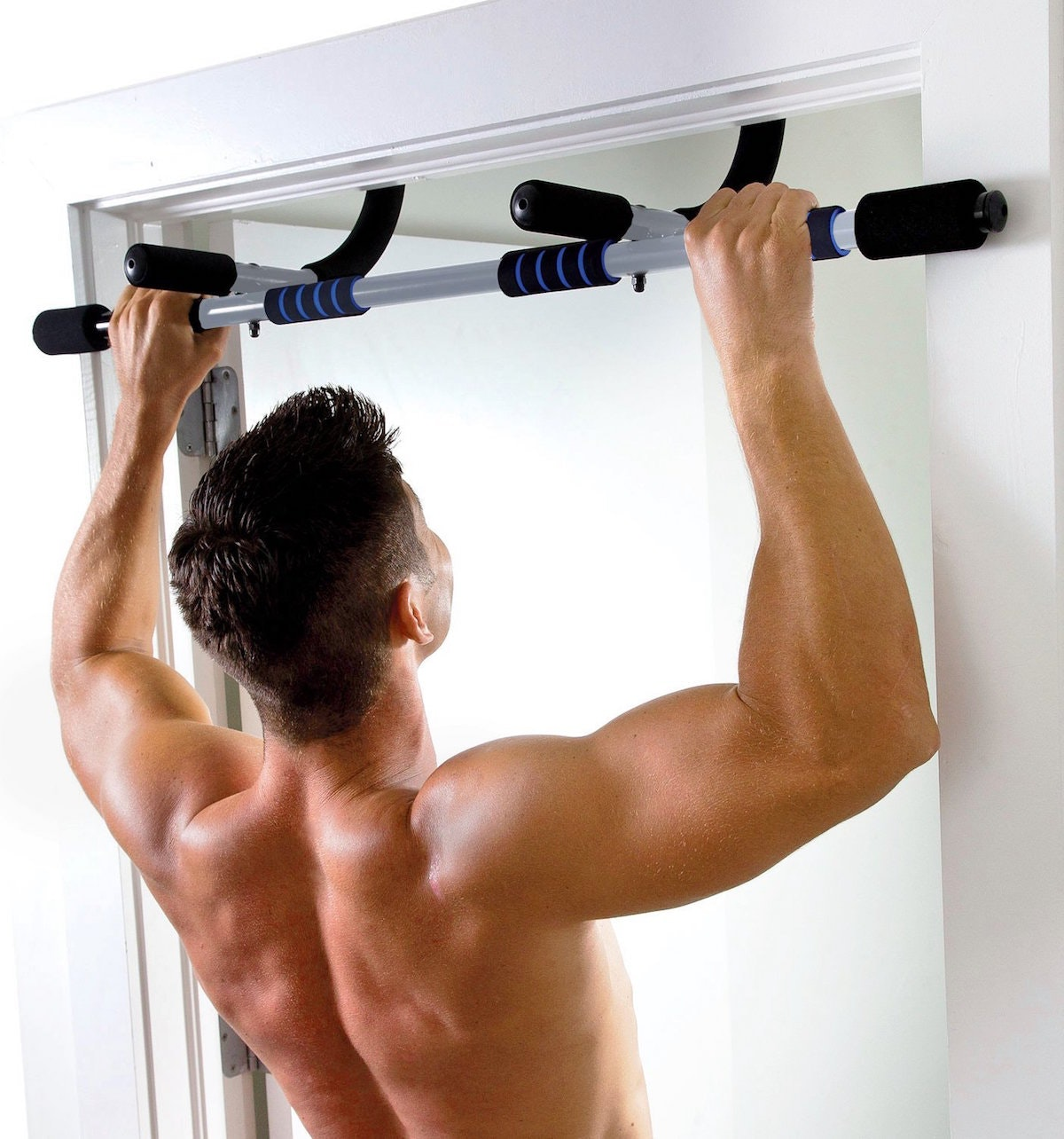 This workout bar that'll get you ripped