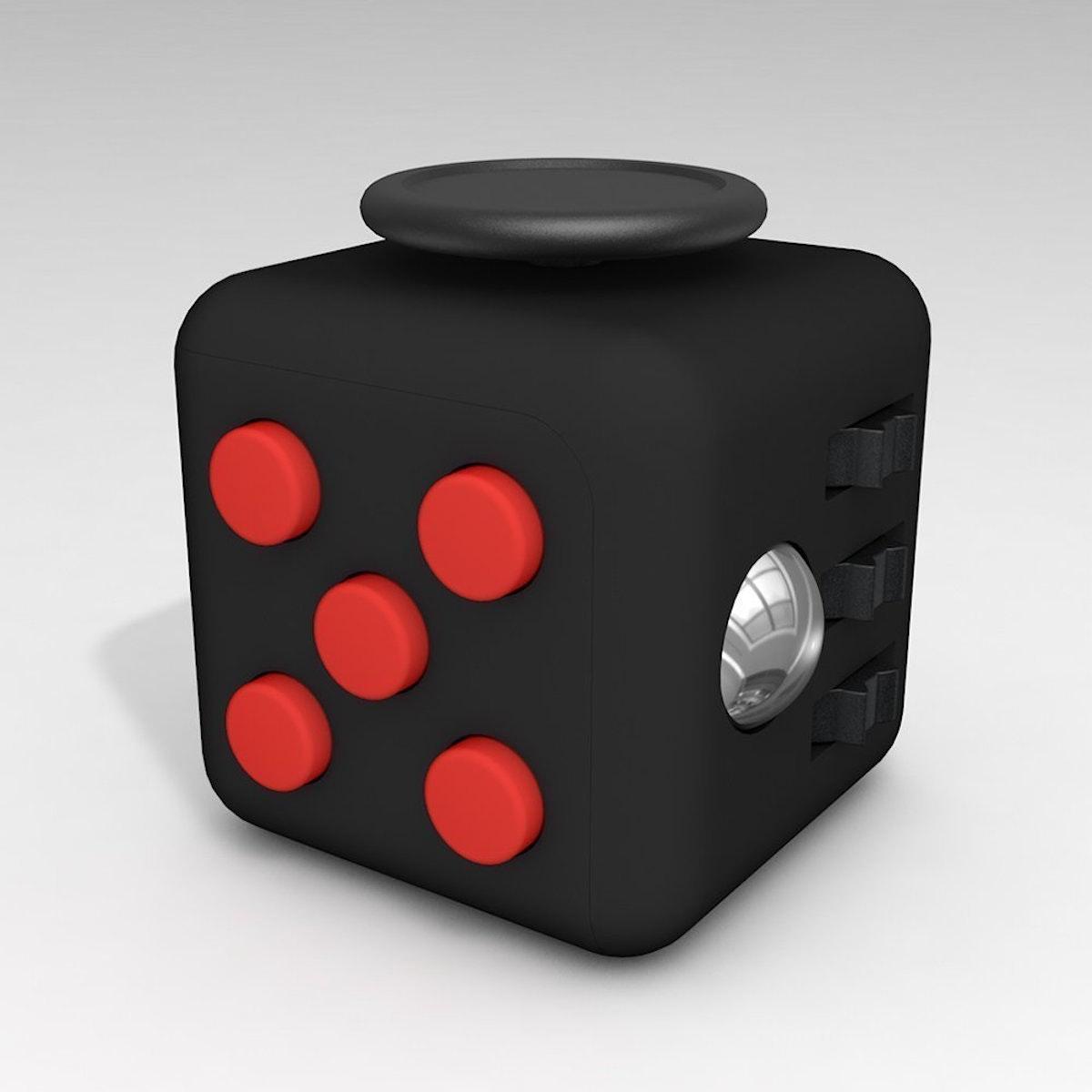 This fidget cube that's way better than a fidget spinner