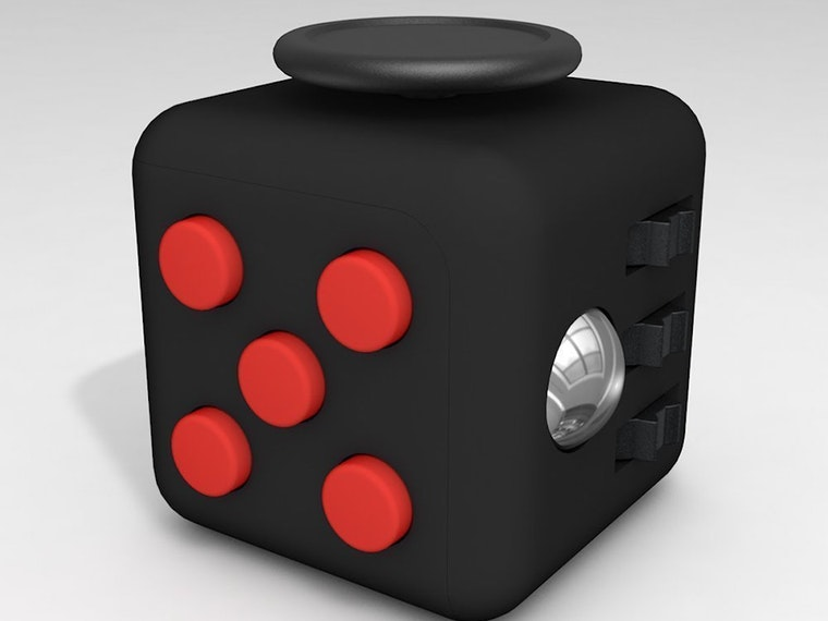 This fidget cube that's way better than a fidget spinner