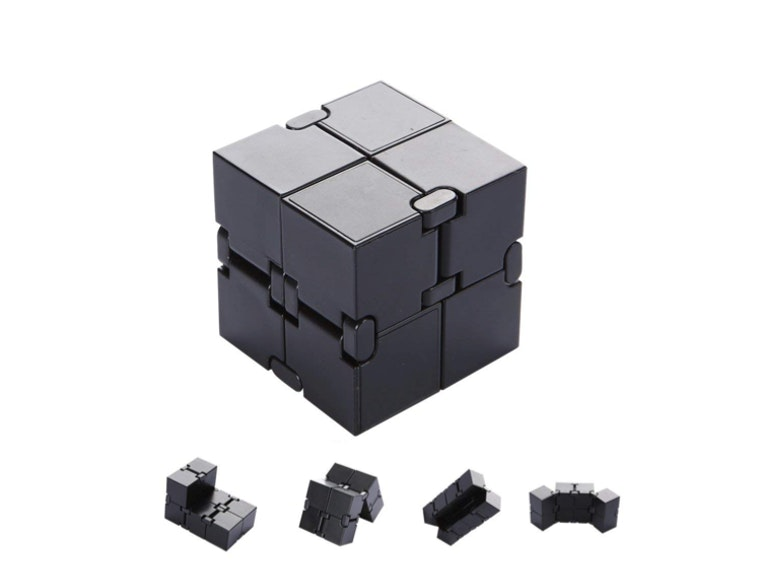This surprisingly complicated fidget cube