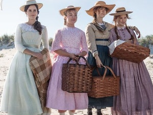 Here's Your First Look at Greta Gerwig's 'Little Women' Starring Saoirse Ronan, Timothée Chalamet