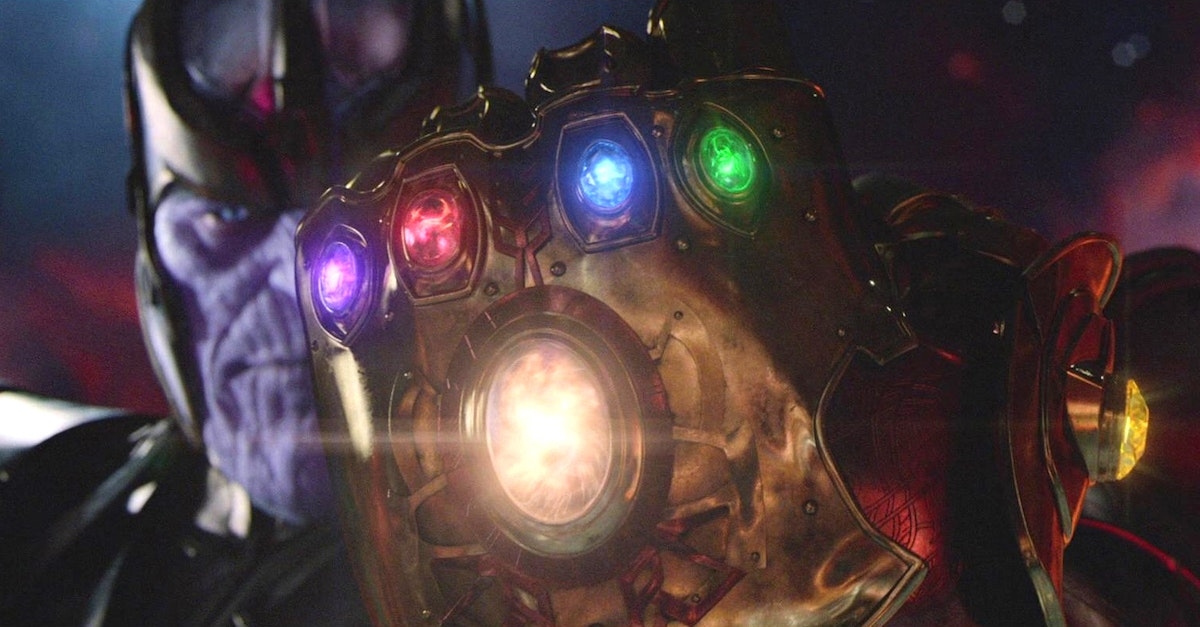Which Marvel Infinity Stone Are You?