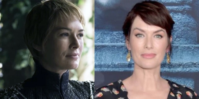 Game of Thrones Characters All Cleaned Up