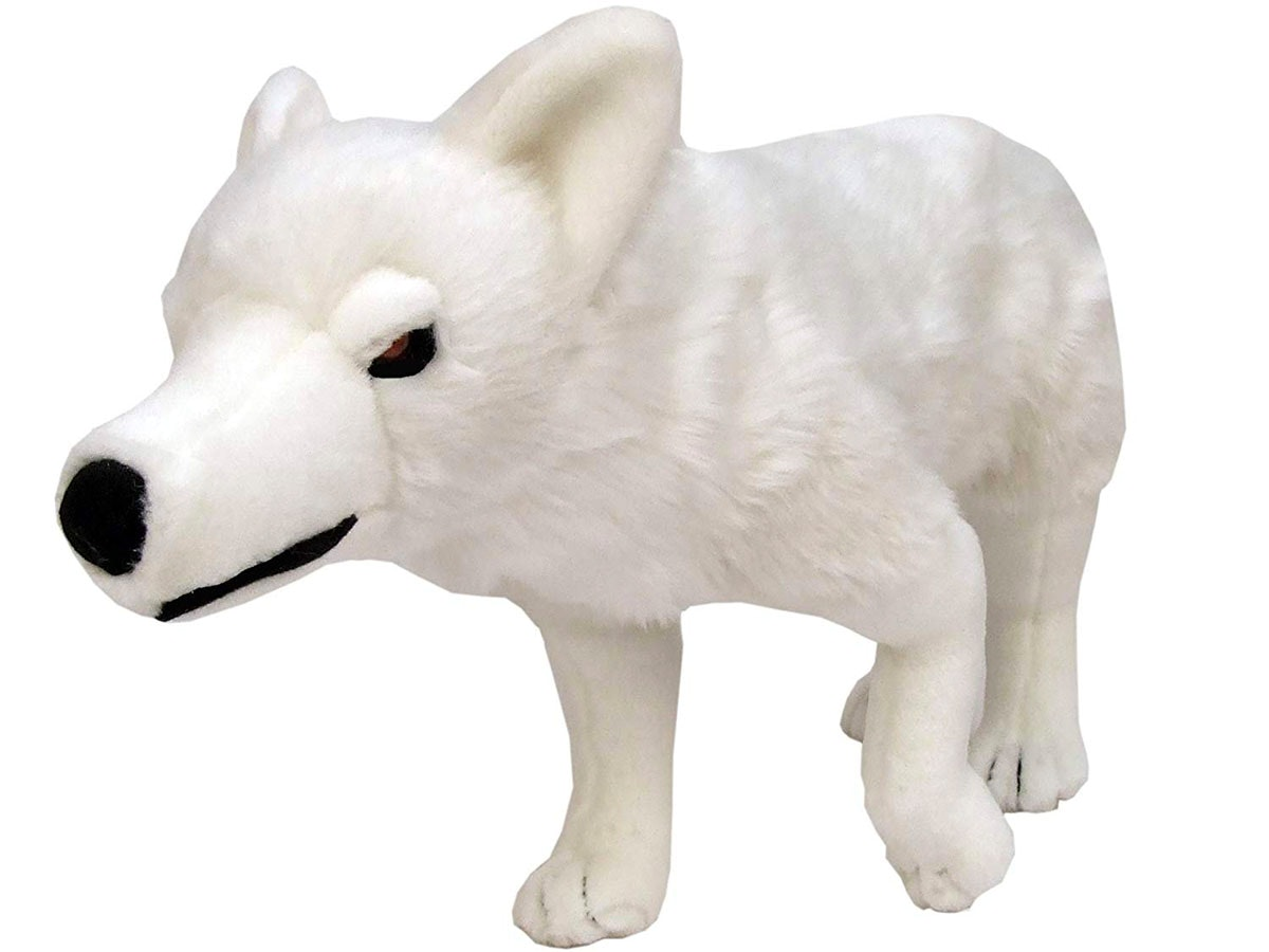 Thiscuddly plush of Ghost