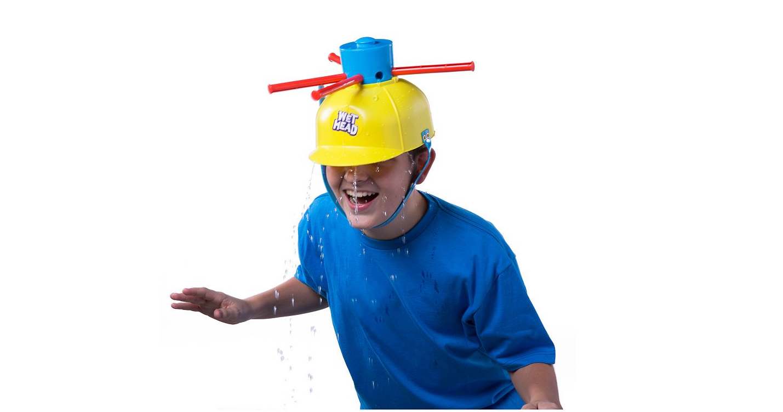 For a splash-happy prankster