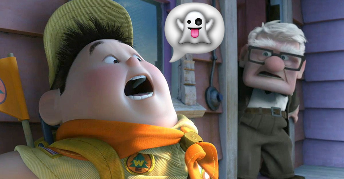 Pixar Fan Theory: Here's the Truth About Carl in Up