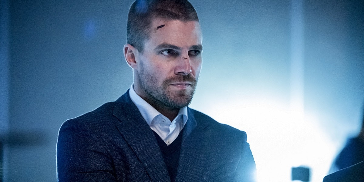 How to Watch the Final Season of 'Arrow' Online for Free
