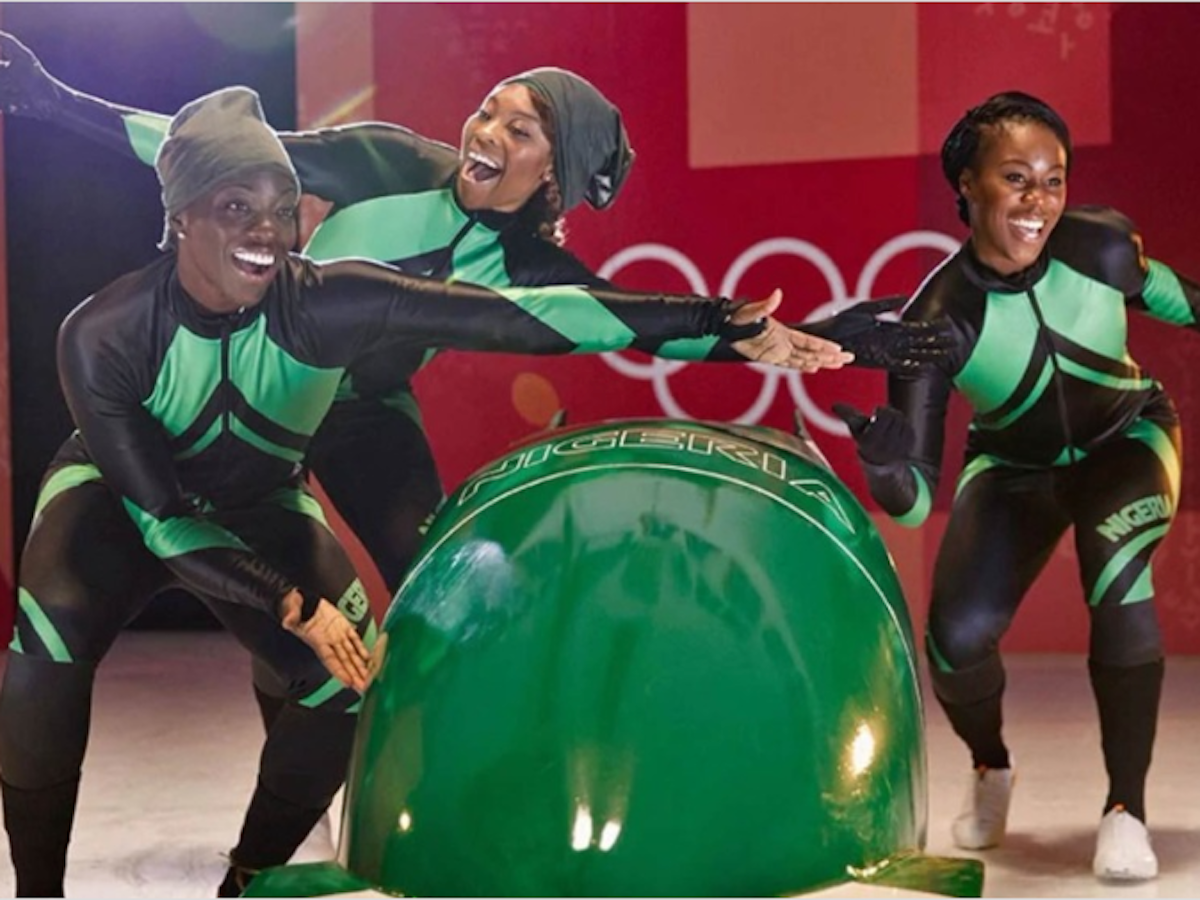 Quiz: Which Member of the Nigerian Bobsled Team Are You?