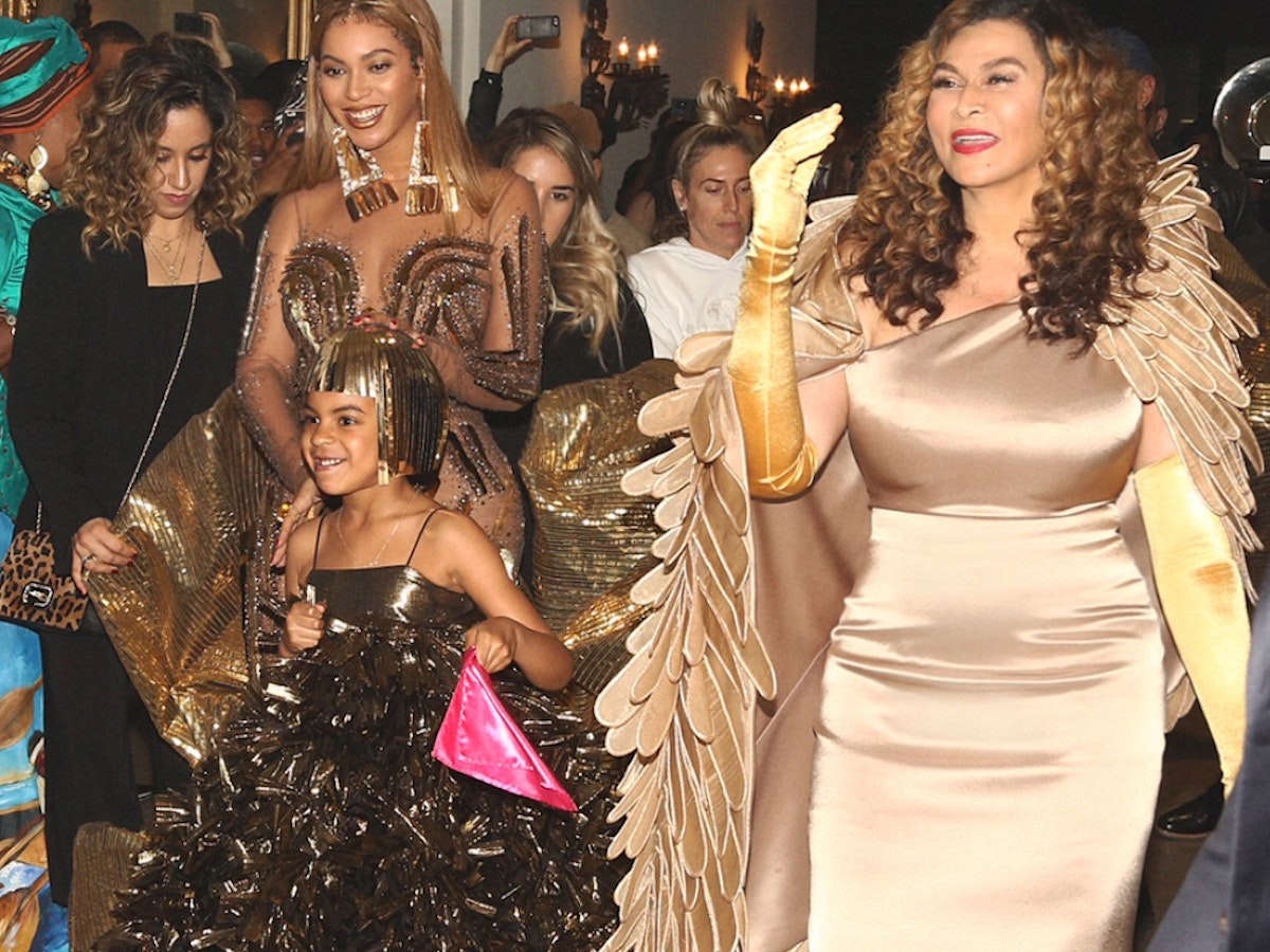 Blue Ivy Carter Is Already the Queen of the 'Gram