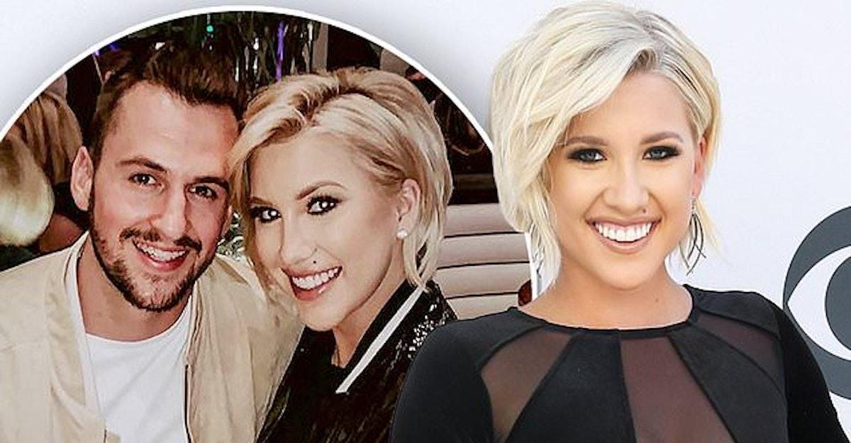Chrisley Knows Best's Savannah Chrisley Is Engaged to Hockey Player Nic Kerdiles