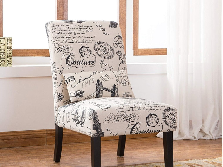 This chair for people who love the written word ✍