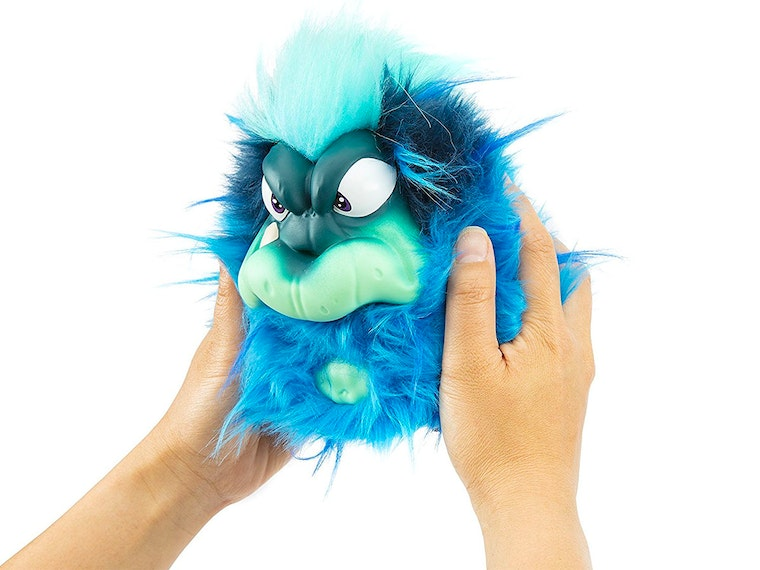 This toy that gets grumpier the more you play with it