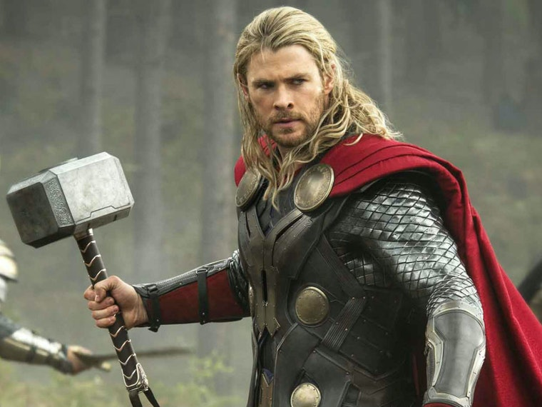 The legendary hammer wielded by the almighty Thor