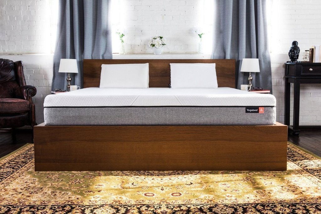 This breathable bed that eliminates pressure points