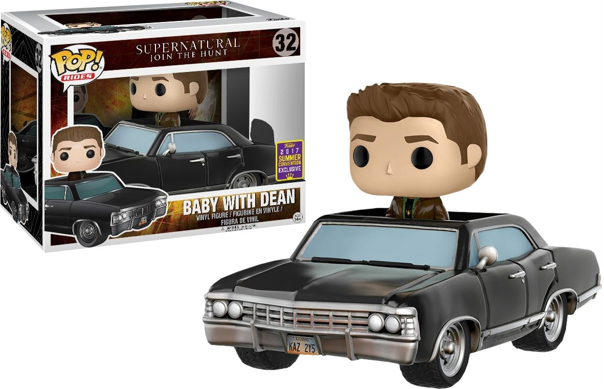 This ultimate Funko Pop! for any Supernatural fan