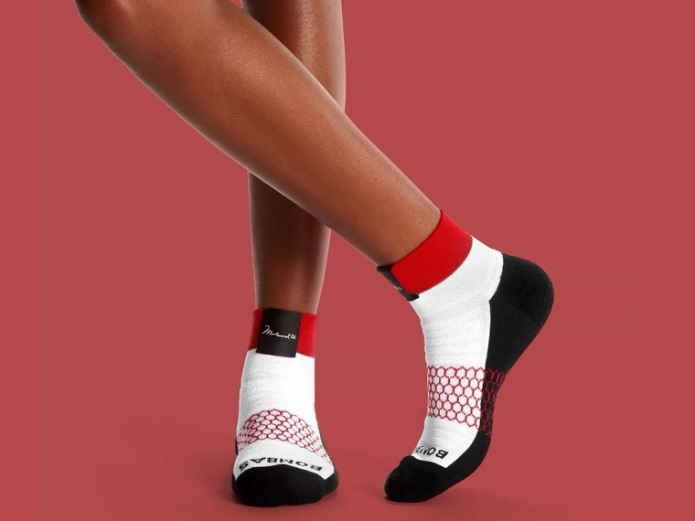 These Bombas that'll take your sock game to the next level
