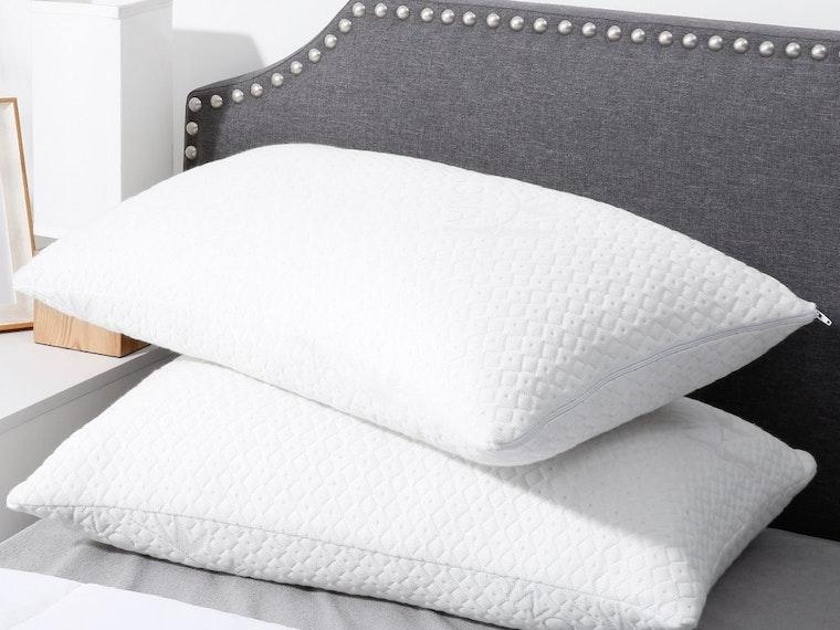 A cozy, budget-friendly pillow