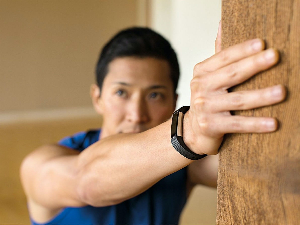 This well-reviewed fitness tracker to get in the best shape of your life