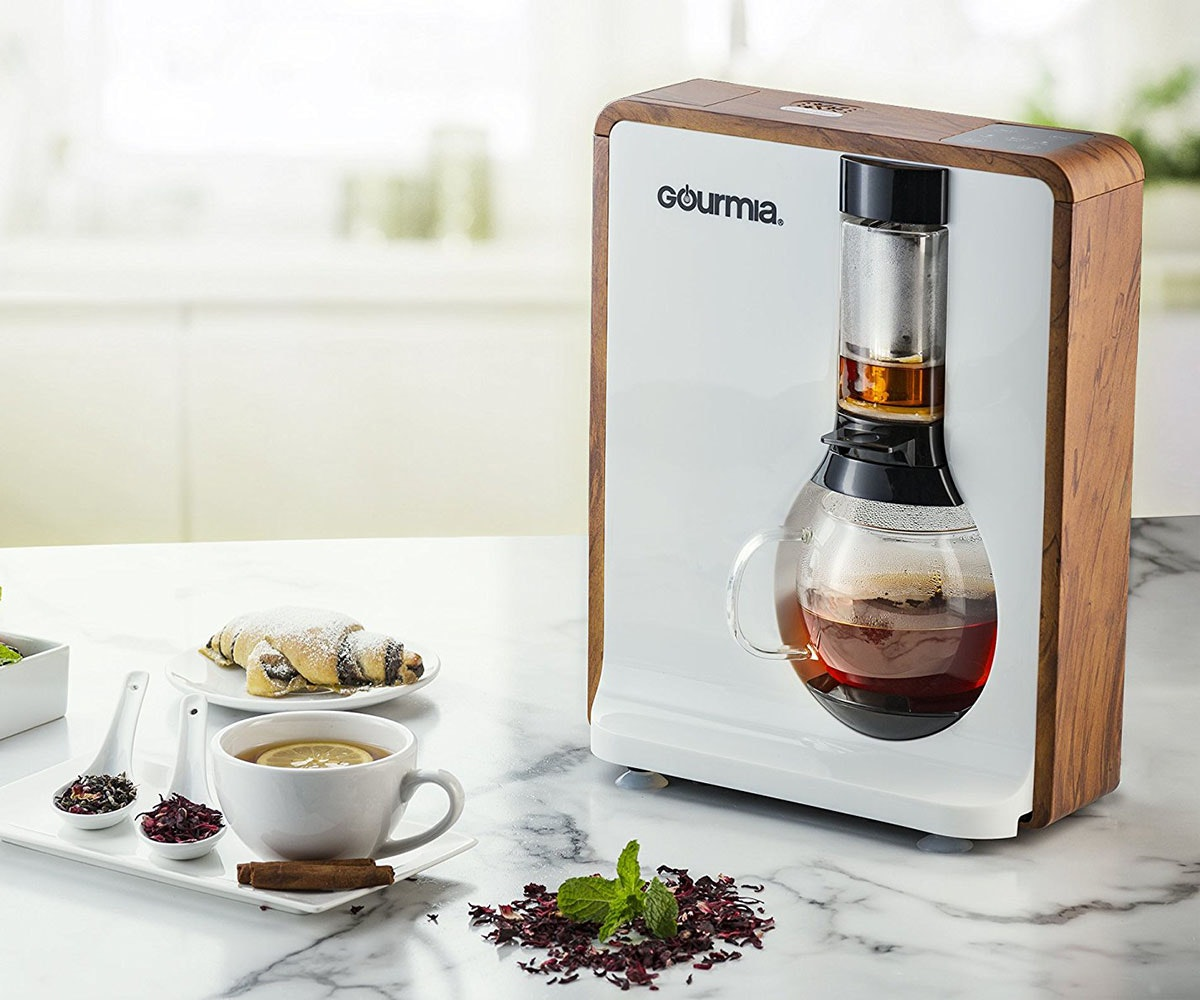 This absolutely gorgeous tea brewer☕