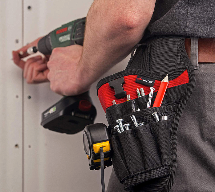 This tool belt so you can get 👏 it 👏 done 👏👏👏