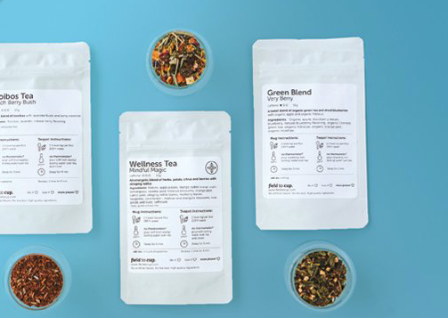 This subscription box for tea lovers ☕