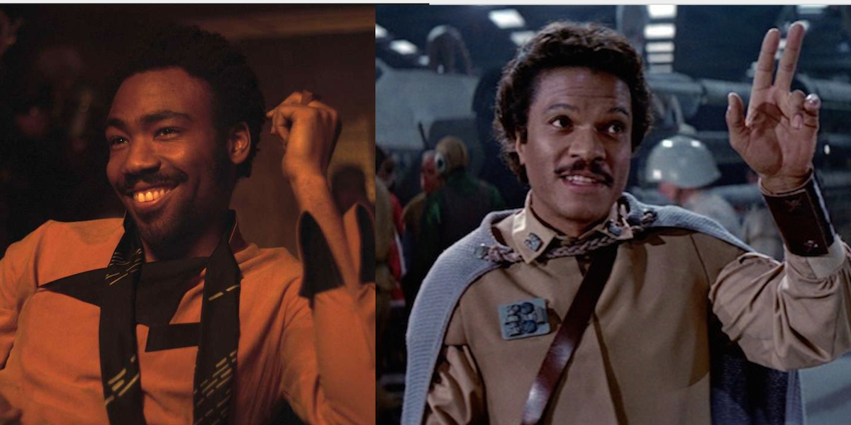 Quiz: Are You Star Wars' Old Lando or New Lando?