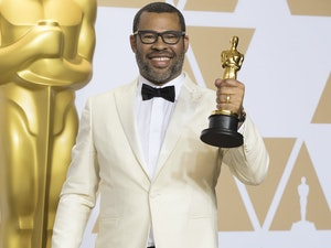This Is Where Jordan Peele Is Keeping His Oscar
