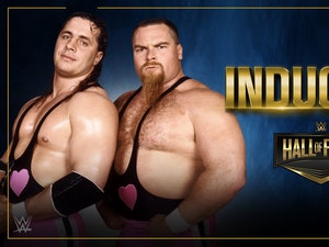 The Hart Foundation Will Be Inducted Into the 2019 WWE Hall of Fame Class