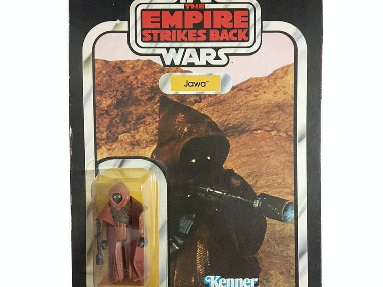 This $24,000 Star Wars action figure