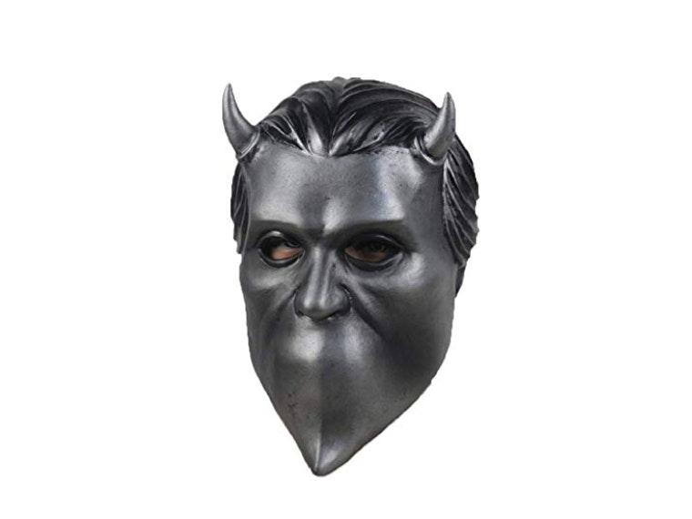 This faceless terror mask