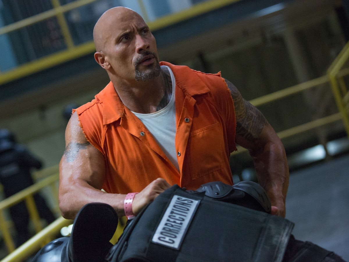 Which Dwayne ''The Rock'' Johnson Are You?