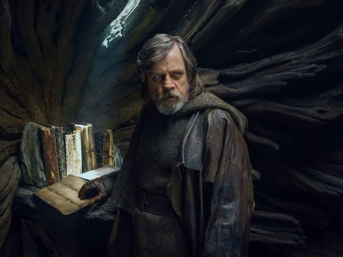 Don't Expect Luke Skywalker in the Next Star Wars Movie