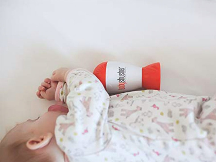 This soothing sleep aid for baby
