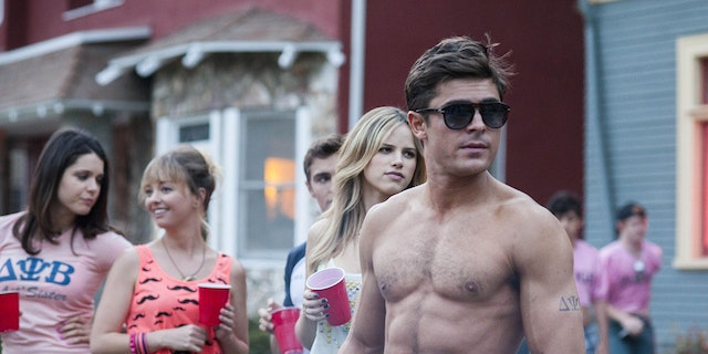 Can You Name The Zac Efron Movie by His Abs?