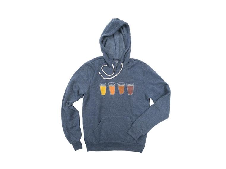The drinking man's sweatshirt