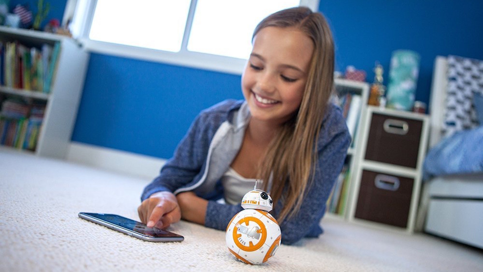 A real BB-8 droid of your very own