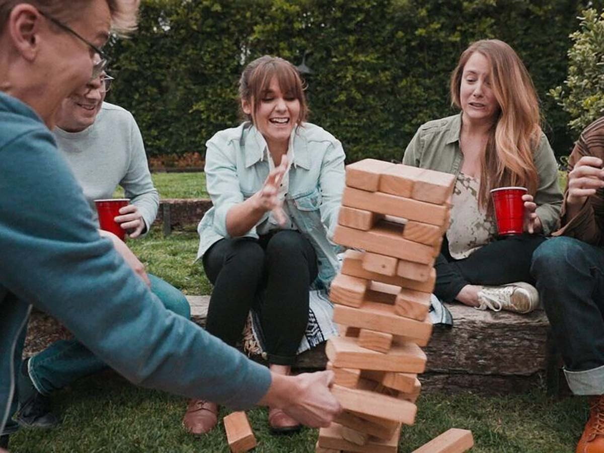 Thesegiant yard games that ensure no one will be bored, ever