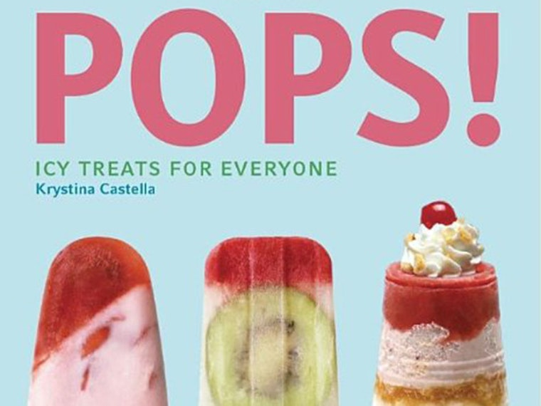 This gloriously delicious book about ice pops*