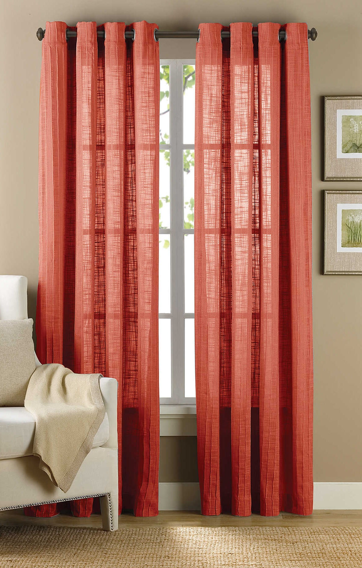 Curtains for blocking your nosey neighbors