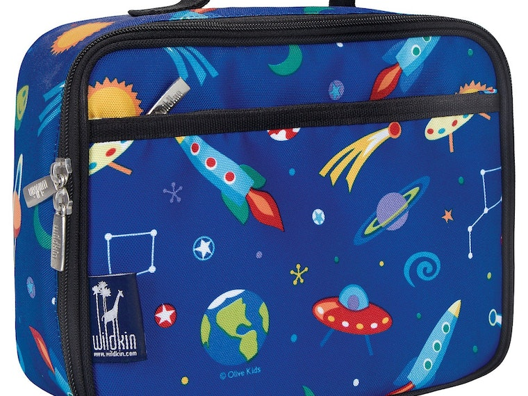 This tough, kid-friendly lunch bag