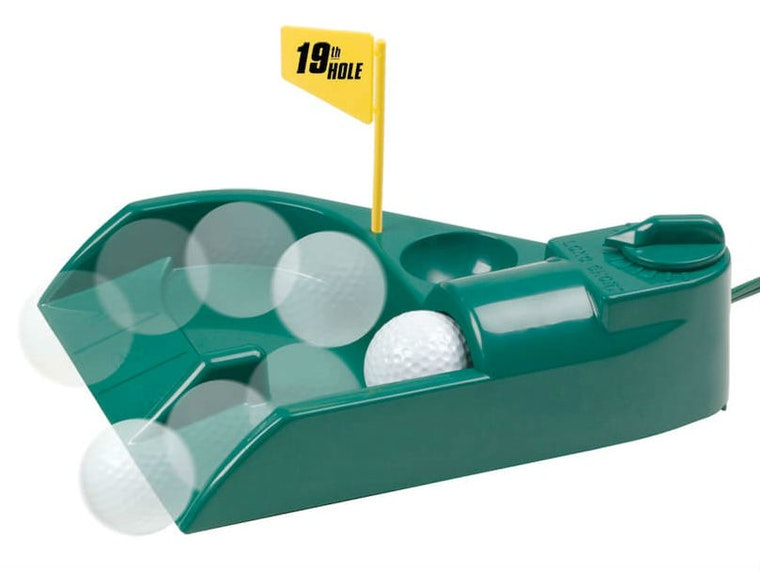 This game that gets you ready for the mini-golf course