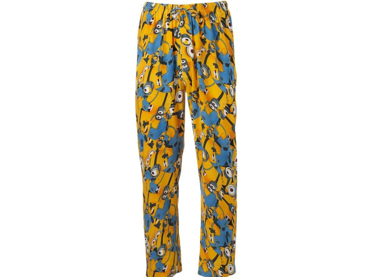 These pants that prove your love of the Minions