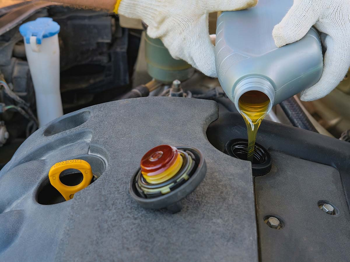 Change your own oil 🚗🛢️