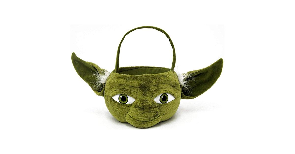 This Yoda basket