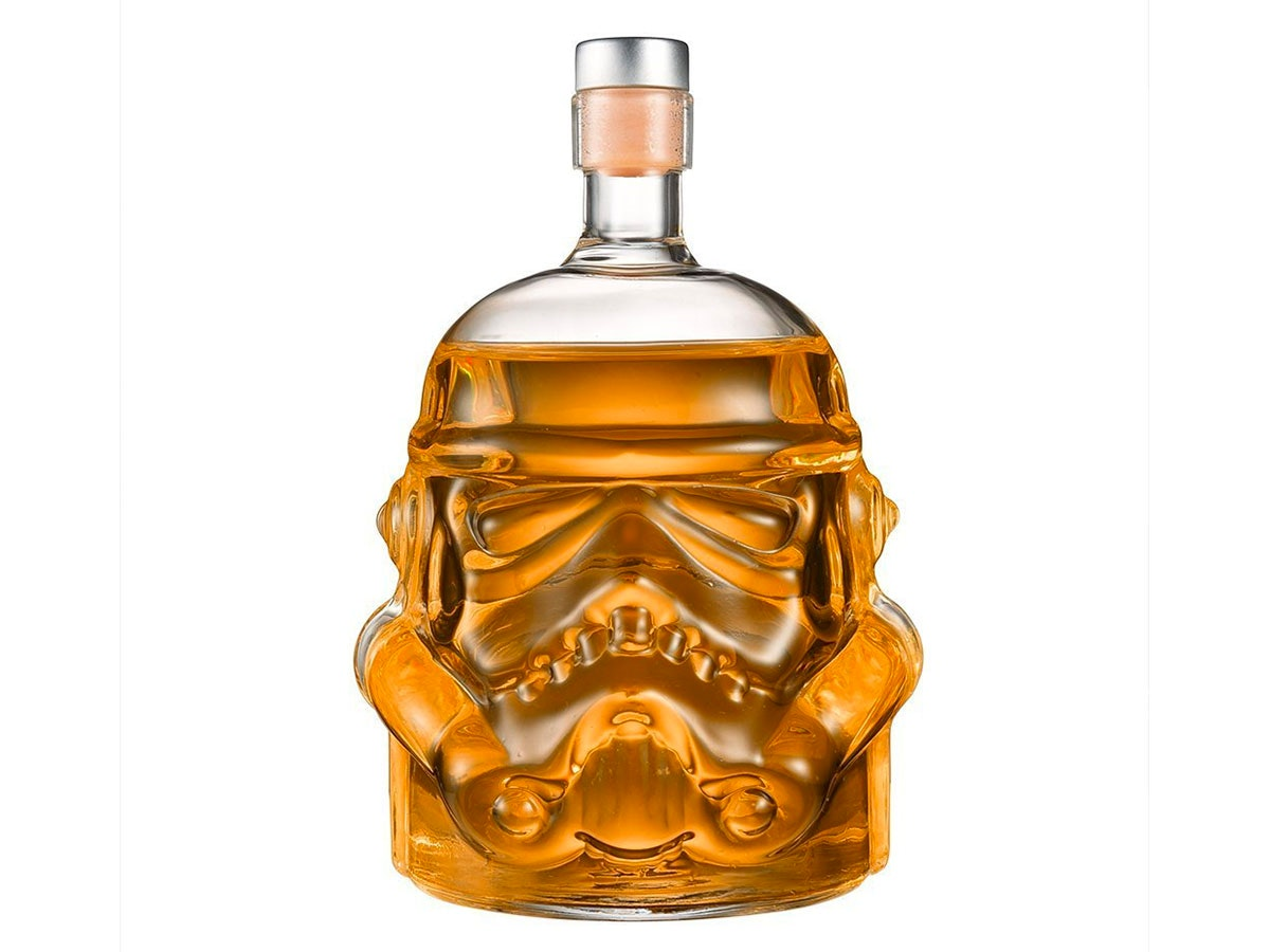 This Star Wars decanter