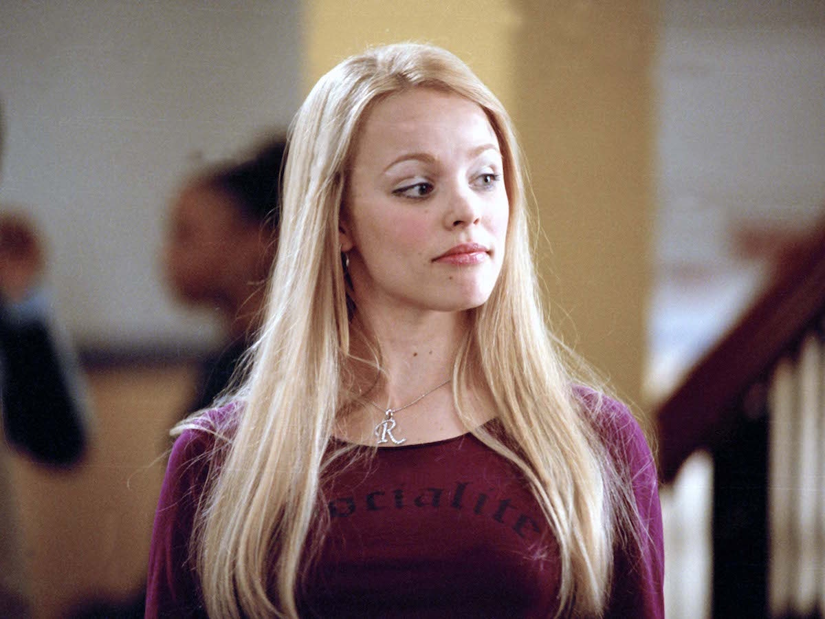 Rachel McAdams Gives Birth to Her First Child! Here's Parenting Advice Using Regina George GIFs