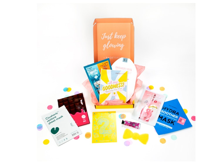 This subscription box full of fresh faces