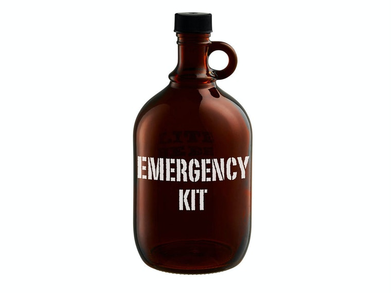 The only 'Emergency Kit' you'll ever need